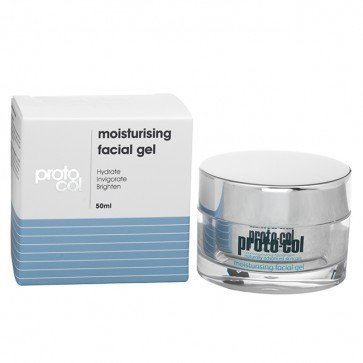 Moisturising Facial Gel (50ml, jar)