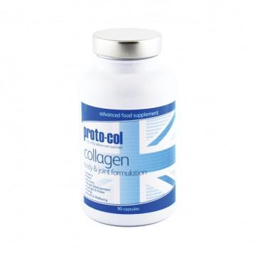 collagen body & joint formulation