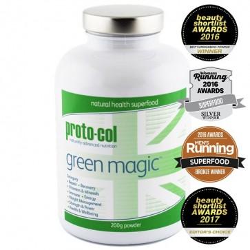 green magic (regular size, 200g)
