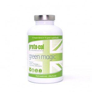Green Magic powder 200g