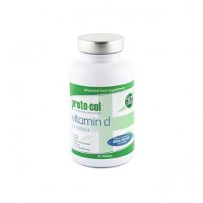 comprimés de vitamine D (formulation conçue par Greg Whyte OBE PhD FACSM)