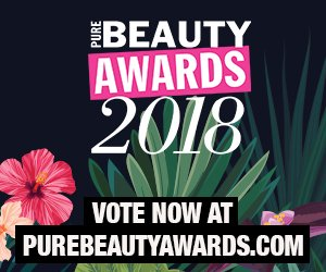 Beauty Awards 2018 - Vote now at purebeautyawards.com